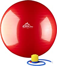 Best red exercise ball Reviews