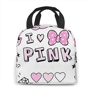 N\A Boîte de Rangement Love Valentines Lunchbox pour Femmes/Hommes, Enfants, Travail, école, Pique-Nique, Sac à bento pour...