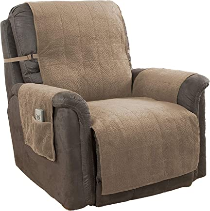 Link Shades GPD Furniture Fresh Heavy Weight Luxury Textured Microsuede  Pebbles Furniture Protector And Slipcover