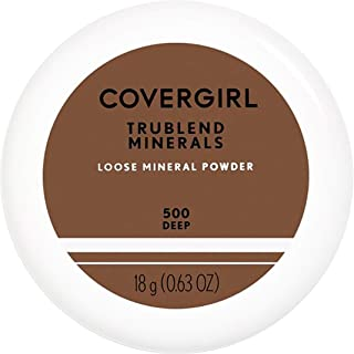 Covergirl TruBlend Loose Mineral Powder, Deep