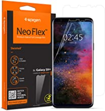 Spigen NeoFlex Screen Protector Designed for Samsung Galaxy S9 Plus (2018 Release) (2 Pack)