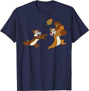 Disney Chip 'N Dale Acorn Chase T-Shirt