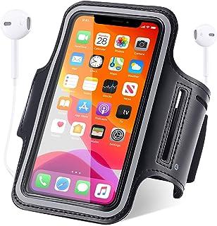 Aotlet - Brazalete deportivo para teléfono móvil, para MP3, para smartphone, para correr, ciclismo, senderismo, fitness, correr, gimnasio
