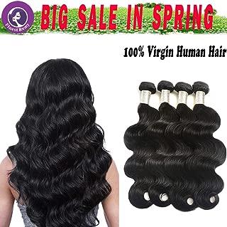 Best virgin remy hair extensions sale Reviews