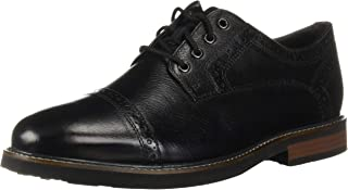 Nunn Bush Men's Overland Cap Toe Oxford Lace Up with KORE Technology , 11 Medium US