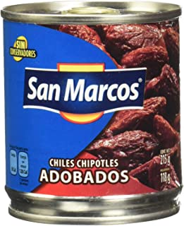 San Marcos, San Marcos Chile Chipotle 215 Gr, 215 gramos