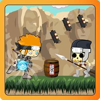 Borut Ninja Shinobi Run