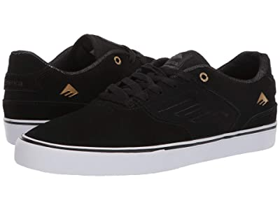 Emerica Low Vulc (Black/Gold/White) Men