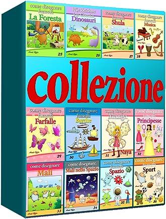 Disegno per Bambini: Come Disegnare Fumetti -  collezione di 12 libri (356 pagine) (Imparare a Disegnare - collezione di libri Vol. 3)