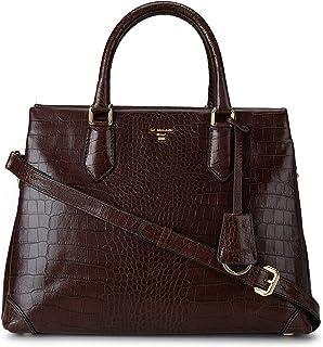 Croco Ladies Satchel Bag