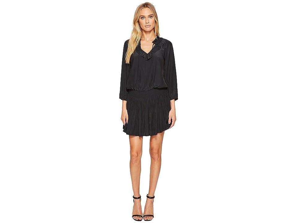 Joie Federica Dress (Caviar) Women