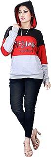 SIGNAMIO Women Girls Queen Pullover woolen Sweatshirt Hoodies Jacket for Men Women - 1 Pcs