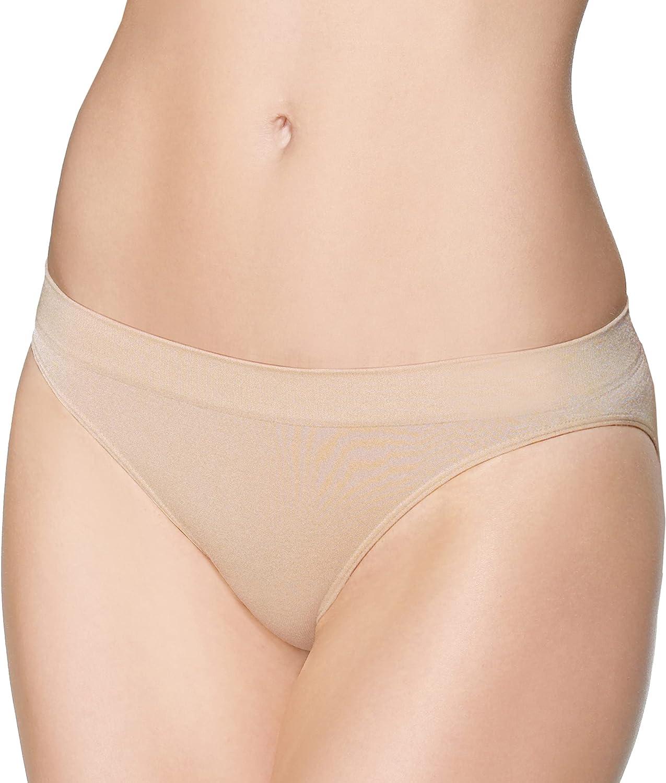 Wacoal Women's B-smooth Bikini Panty Underwear
