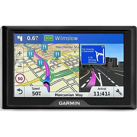 Garmin Drive 51 Lmt S 12 7 Cm 5 Zoll Tft Touchscreen 170 8 G Schwarz Gps Navigationssystem Multi 12 7 Cm 5 Zoll 480 X 272 Pixel Tft Horizontal Ssd Navigation
