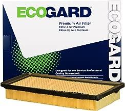 ECOGARD XA10393 Premium Engine Air Filter Fits 2015-2017 Chrysler 200