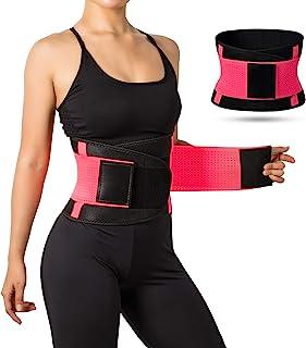Jueachy Cinturón de Cintura para Mujeres Cinturón Transpir