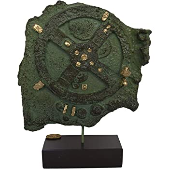The Ancient Greek First Computer in History Talos Artifacts Antikythera Mechanism Sculpture