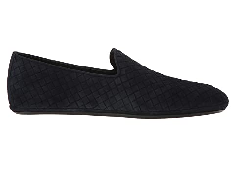 Steel Bottega Loafer Intrecciato NavyNew Dark Suede Veneta SZ6fZwqF