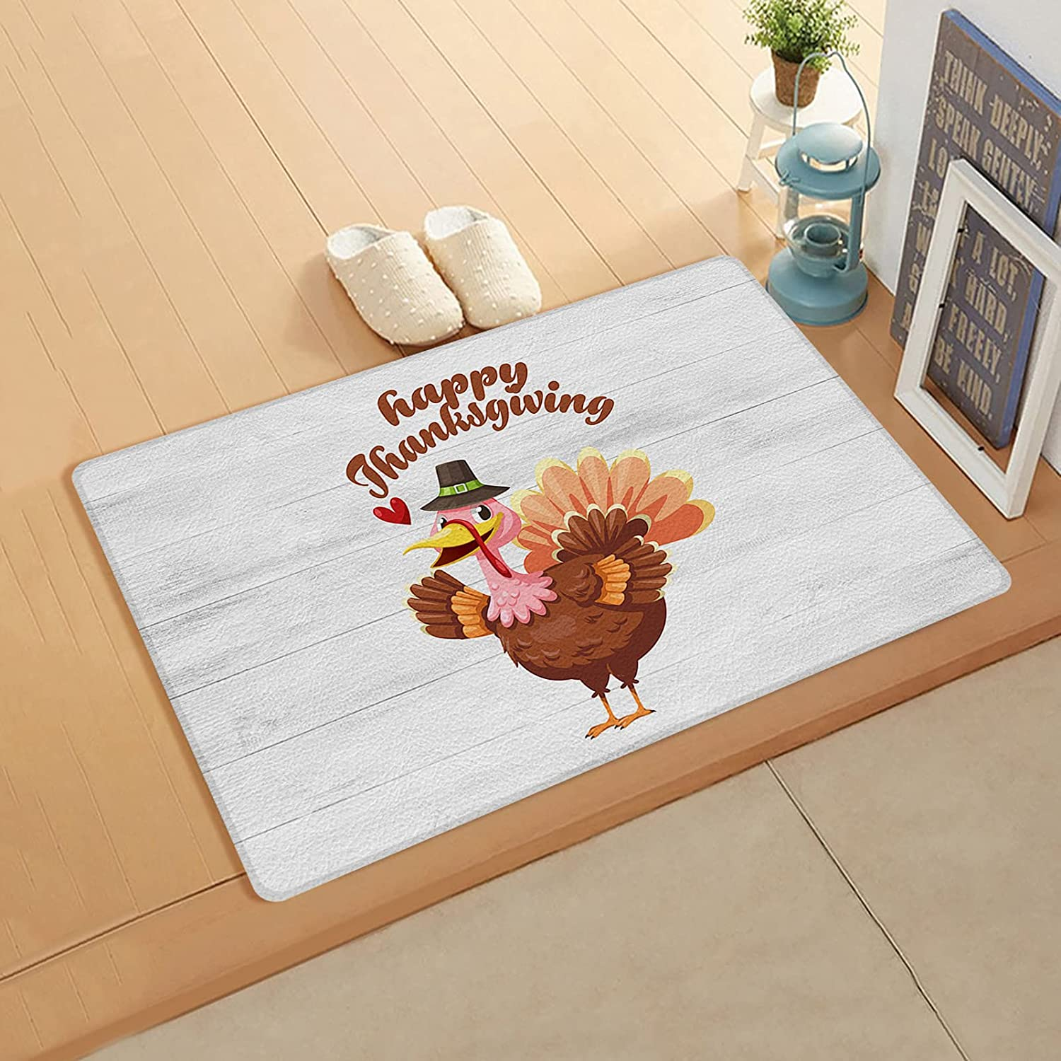 InvisibleWings Kitchen Mat Surprise price Cushioned Retr Comfort Fall Floor Popular brand