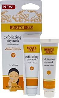 Burt's Bees Exfoliating Clay Mask for Unisex