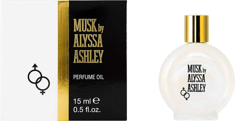 Alyssa Ashley - Aceite perfumado musk 15 ml alyssa ashkley