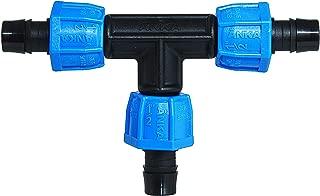 WATTS AT12 ANKA 1/2 in. Fiberglass Reinforced Nylon Tee, Blue, Black