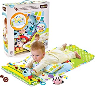 tummy time mat bright starts