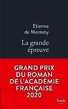 La grande épreuve GRAND PRIX ACADEMIE 2020 : Grand prix du Roman de l'Académie française (La Bleue)