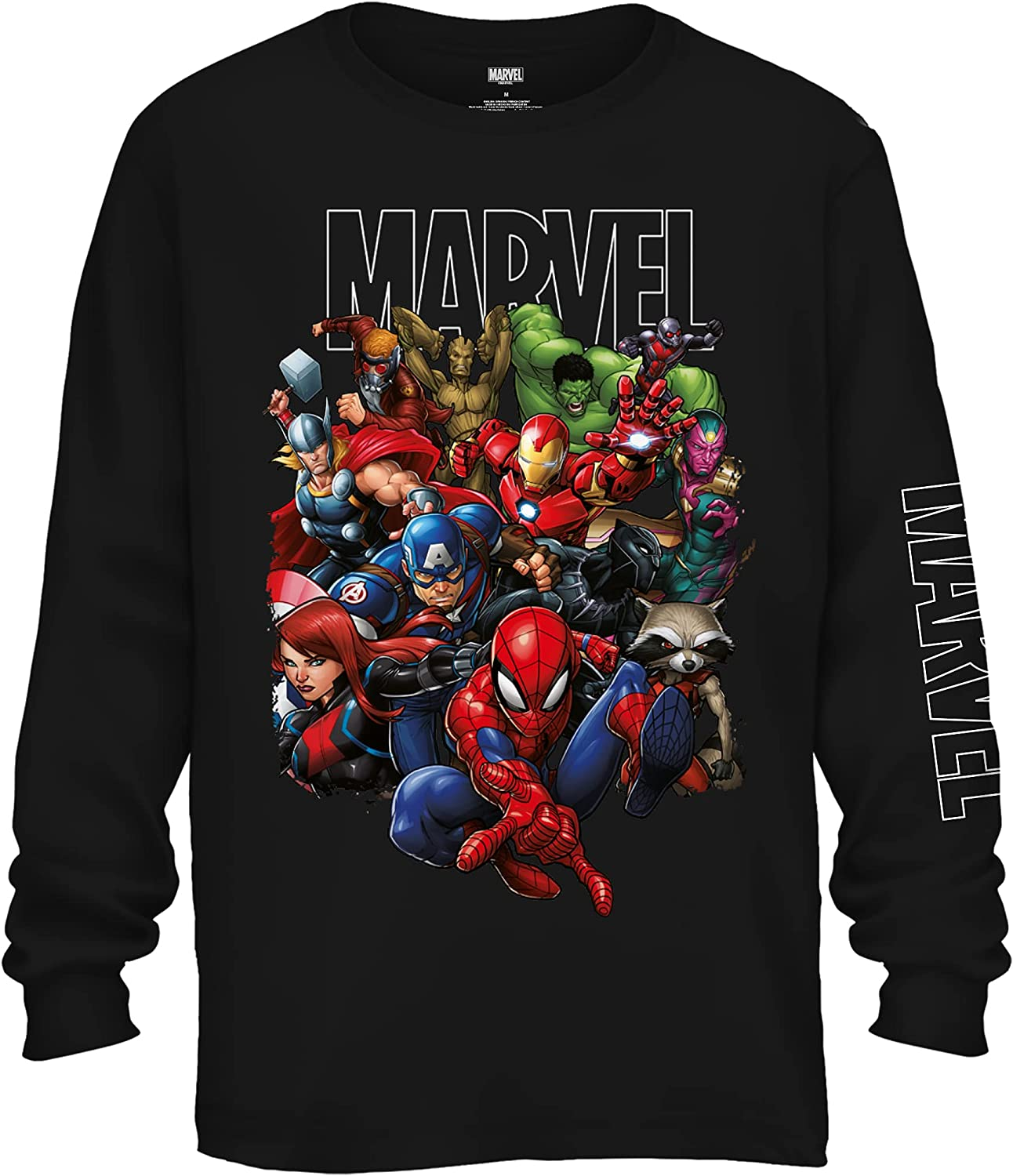 Marvel Avengers Guardians of 2021new shipping free The Galaxy A All Time New Shipping Free Shipping Up Team Men's