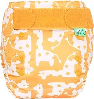TotsBots color amarillo con sellos buceo talla 2 Pa/ñal reutilizable para nataci/ón