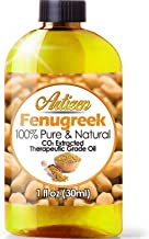 Artizen Fenugreek Essential Oil (100% Pure & Natural - UNDILUTED) Therapeutic Grade - Huge 1oz Bottle - Perfect for Aromat...