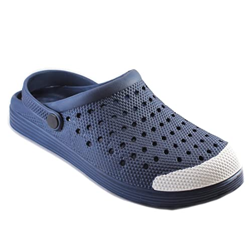 DD DARLING DEALS Clogs for Men Footwear -Canvas Rainy Slipper