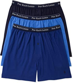 Classic Fit w/Wicking 3-Pack Knit Boxers