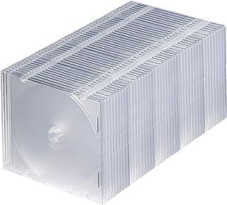 家で人気のあるSANWA SUPPLY DVD / CDケース(1枚収納)(クリア)50枚セットFCD-PU50Cランキングは何ですか