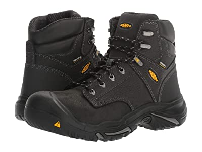 Keen Utility MT Vernon Mid (Black) Men