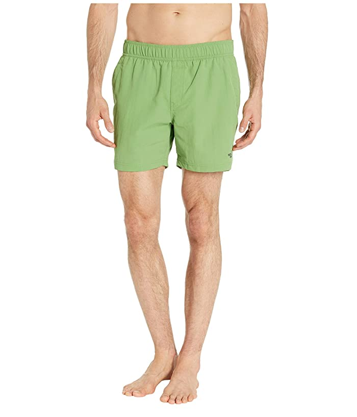 The North Face Class V 5 Pull-On Trunks (Eco Green) Men