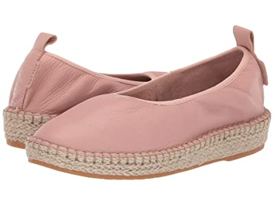 Cole Haan Cloudfeel Espadrille Loafers (Mahogany Rose Leather/Natural Jute) Women