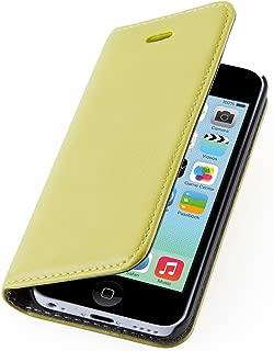 SWISS 钱包 iPhone 5°C Neapolitan Yellow iPhone 5c