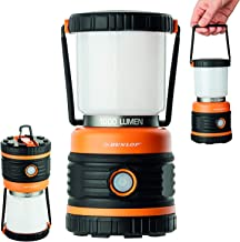 OUTDOOR Camping Leuchte Dunlop LED | 1000 Lumen | 4 Leuchtmo