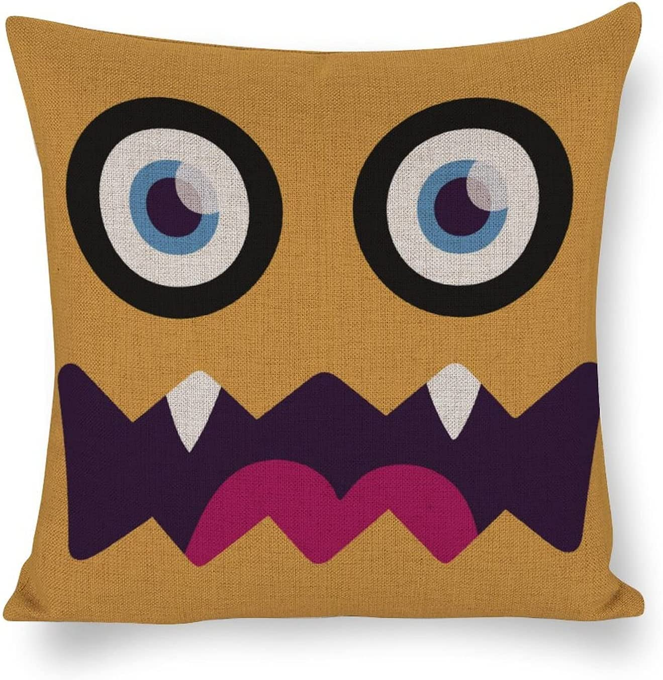 Challenge the lowest price Halloween Crushed Pillow Stuffing Cute Max 76% OFF Cushion Pi Pillows Accent
