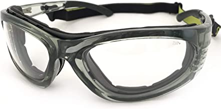 Óculos Turbine Incolor Ideal Para Futebol Proteção