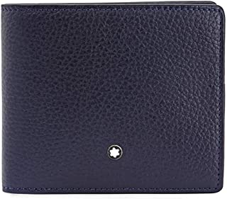 Meisterstuck Men's Soft Grain Leather Wallet 6cc 116740