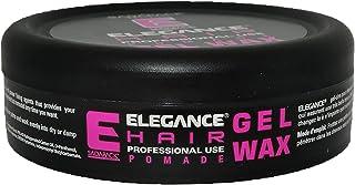 Elegance by Sadapack Hair Pomade Wax Gel PINK 140g