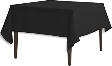 LinenTablecloth 70 Inch Square Polyester Tablecloth