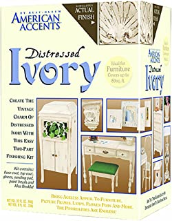 distressed ivory paint kit