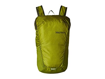 Marmot Kompressor Comet (Cilantro/Forest Night) Backpack Bags