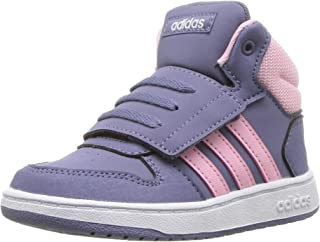 adidas Hoops Mid 2.0 Shoe - Toddler's Basketball