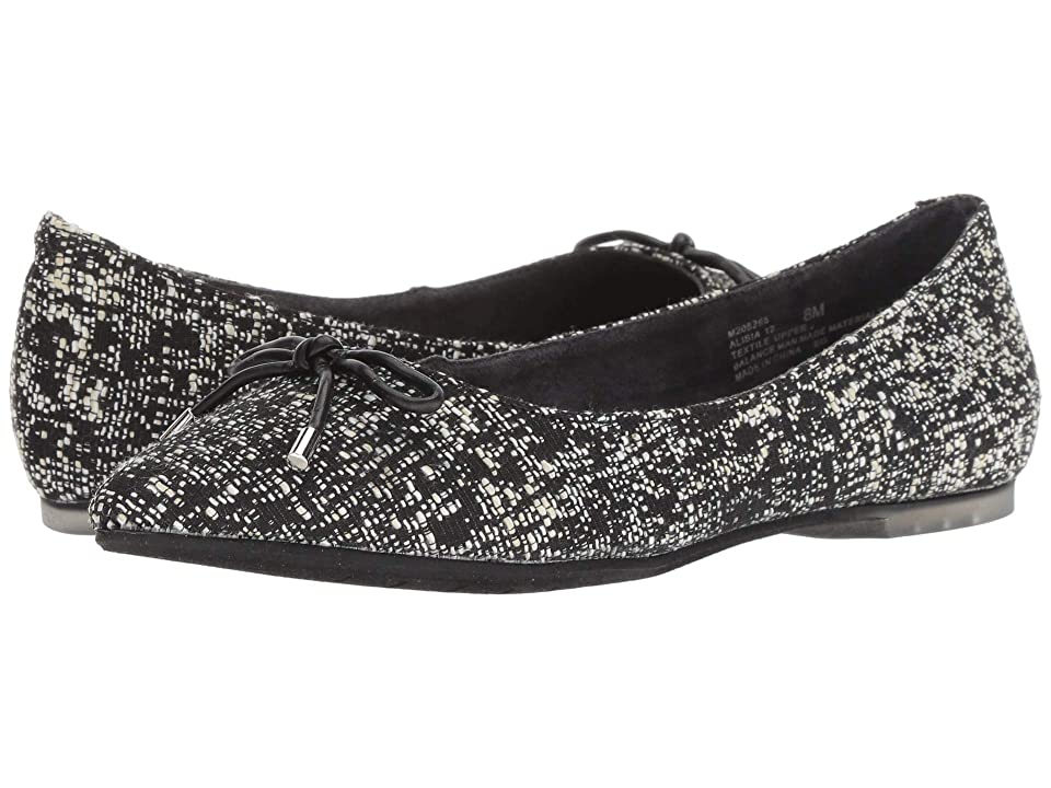 Me Too Alisia (Black/White Boucle) Women