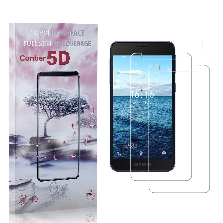Conber 2 Pack Screen Protector for Core Ranking TOP16 An A2 Samsung Long Beach Mall Galaxy