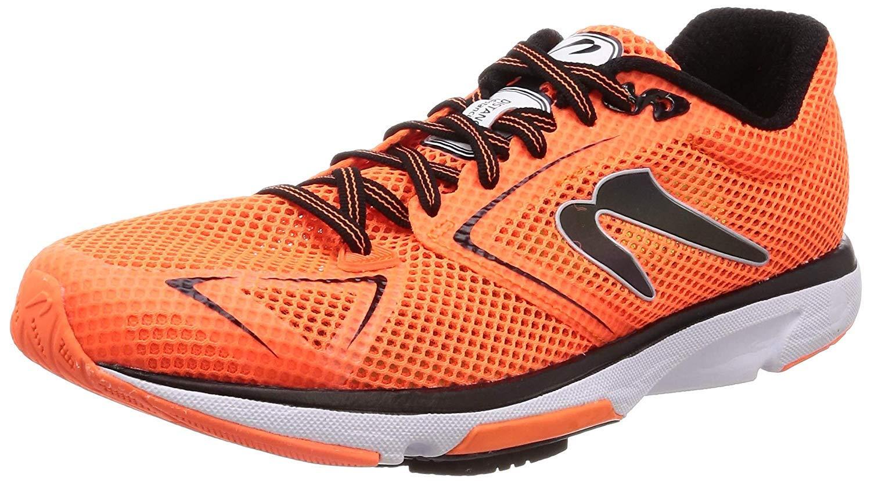 Newton Running Distance Orange Black